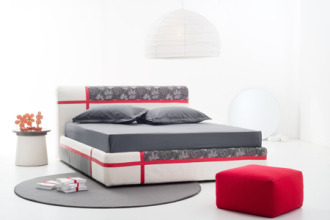 Orizzonti Dune sommier letto
